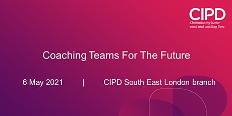 Coaching Teams For The Future tickets