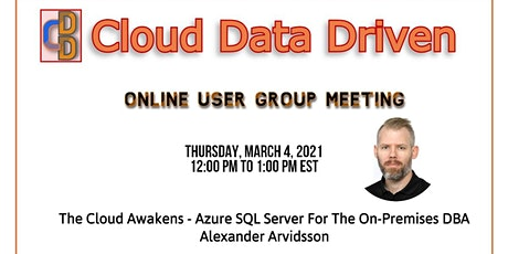 The Cloud Awakens-Azure SQL Server for the On-premises DBA tickets