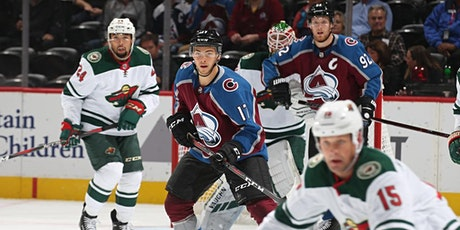 LIVE@!.MaTch Minnesota Wild v Colorado Avalanche LIVE ON NHL 2021 tickets