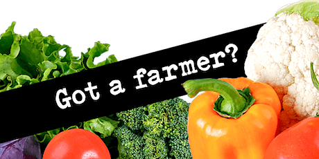 Celebrate CSA Week- Meet Your Farmer tickets