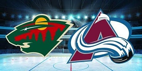 StrEams@!. Minnesota Wild v Colorado Avalanche LIVE ON NHL 2021 tickets