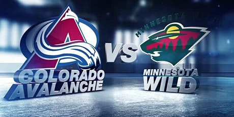 StREAMS@>! (LIVE)- Minnesota Wild v Colorado Avalanche LIVE ON NHL 2021 tickets