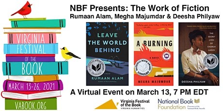 NBF Presents: The Work of Fiction tickets