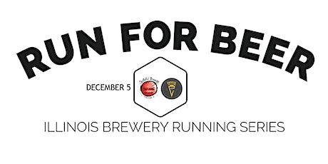 Beer Run - Holiday Winter Dash - 2021 IL Brewery Running Series tickets