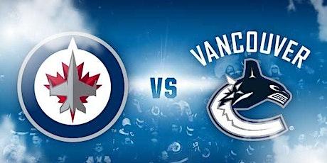 StREAMS@>! (LIVE)- Vancouver Canucks v Winnipeg Jets LIVE ON NHL 2021 tickets