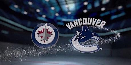 StREAMS@>! r.E.d.d.i.t- Vancouver Canucks v Winnipeg Jets LIVE ON NHL 2021 tickets