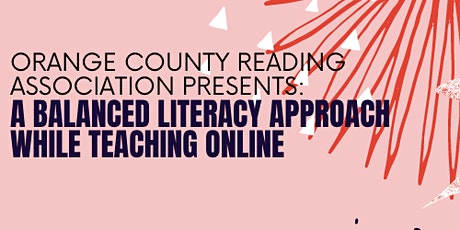 A Balanced Literacy Approach While Teaching Online tickets