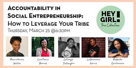 Accountability in Social Entrepreneurship: How to Leverage Your Tribe tickets