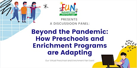 Beyond the Pandemic: How Preschools and Enrichment Programs are Adapting tickets