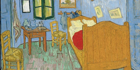 Paint Like Series: Vincent van Gogh - The Bedroom (1889) tickets