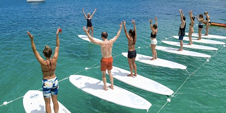 SCG FREEDOM - StandUp Paddle Yoga, group meditation, grounding & journaling tickets