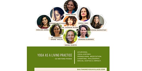 Yoga As A Living Practice Full Course tickets
