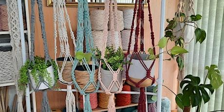Elegant Planthanging Workshop tickets