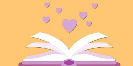 Romance Book Club (Virtual) at Garden Grove Main Library tickets