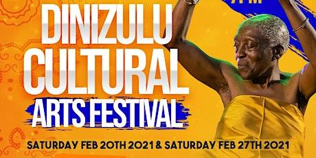 Dinizulu Cultural Arts Festival 2021 entradas