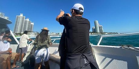 Miami Skyline South Beach 90 min sightseeing cruise tickets