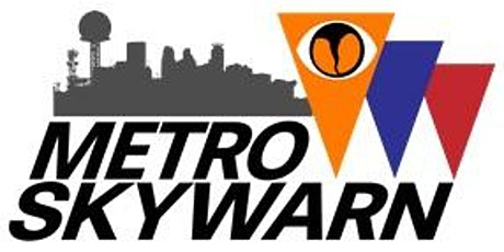 Metro Skywarn Training Class - Zoom #3 tickets