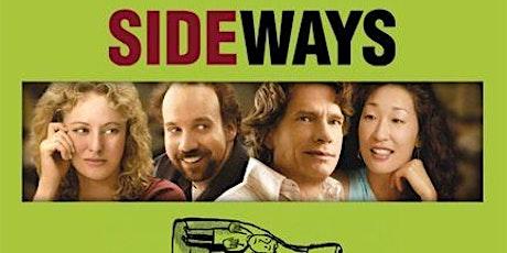 BOOK TO FILM - SIDEWAYS tickets