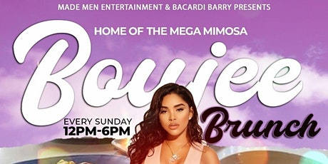 Boujee Brunch @Lily's tickets