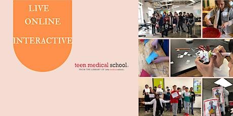 Teen Medical School (Spring Break Camp) tickets