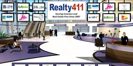 Sponsor Information:  Realty411's Industry & Investor INTERACTIVE Expo tickets