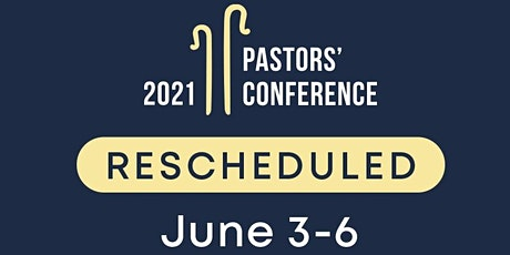 "Pastors' Conference ""The Church"" 2021 tickets"