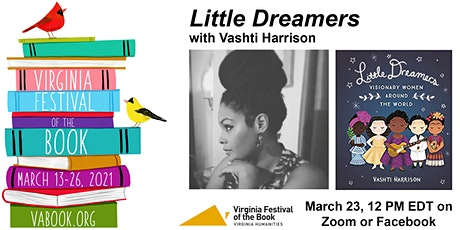 Little Dreamers with Vashti Harrison tickets