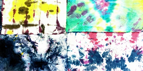 Fabric Dyeing Workshop with Krystle tickets