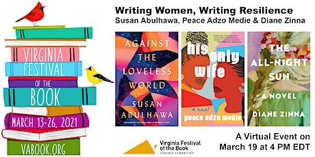 Writing Women, Writing Resilience tickets