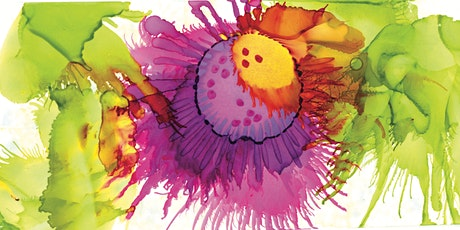 Alcohol Inks Workshops in April tickets