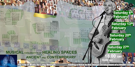 Musical Exploration of Healing Spaces tickets