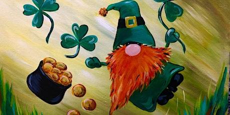 St Patrick's Gnome, Sat, Mar 11, 2021 6:30pm tickets