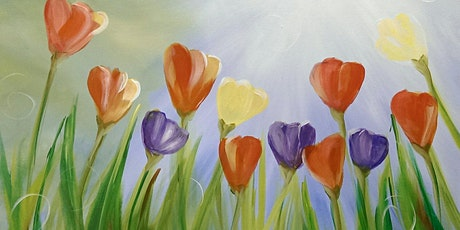 Tulips and Sunshine, Tues, Mar 23, 2021, 6:30pm tickets