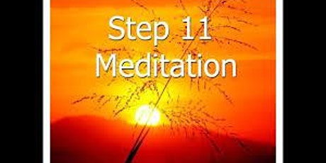 Alano Club of Vancouver - Step 11 Guided Meditation (Fridays) tickets