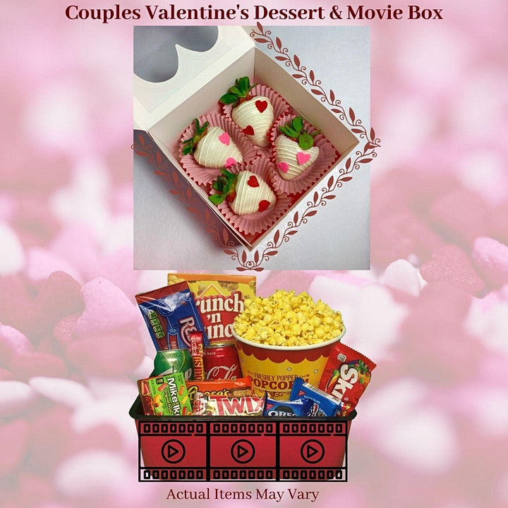 Footprints Preschool Valentine's Night Out with Drive In Dinner image