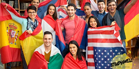 StudyWell Expo 2021 for International Students tickets