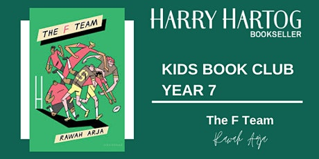 Kids Book Club year 7 tickets