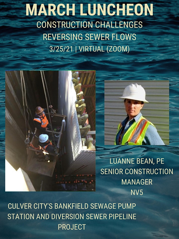 March Lunch-Consolidating Existing Lift Stations by Reversing Sewer Flows image