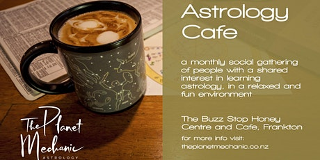 The Astrology Cafe @ Queenstown tickets
