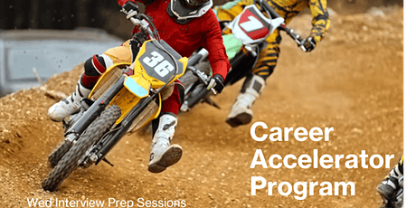 Career Accelerator Program Interview Prep tickets