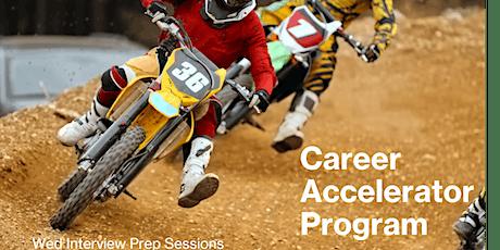 Career Accelerator Program Interview Prep tickets