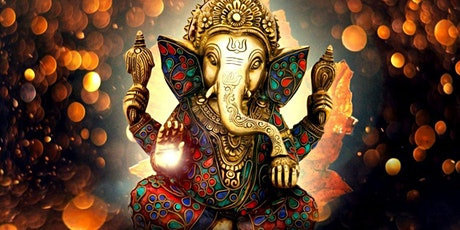 Enchanted Meditation with Sound, Fire, & Reiki-Ganesha Abundance tickets