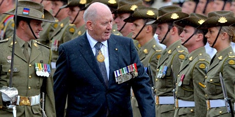 Masonic ANZAC Commemoration Meeting with General Sir Peter Cosgrove tickets