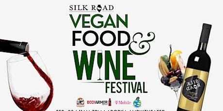Vegan Food & Wine Festival tickets