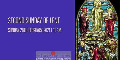 Holy Mass - 2nd Sunday of Lent tickets