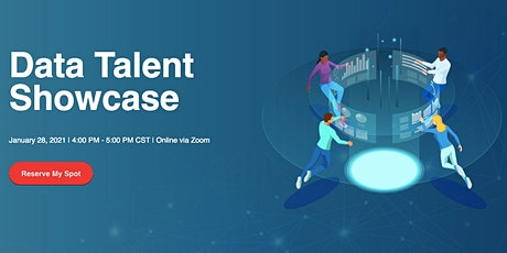Data Talent Showcase tickets