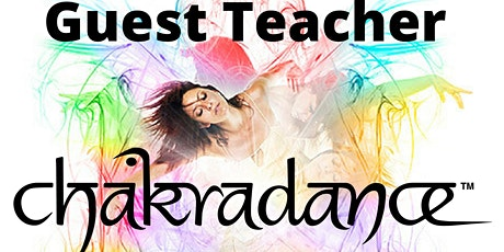 Chakradance single session of 9wk course $25 tickets