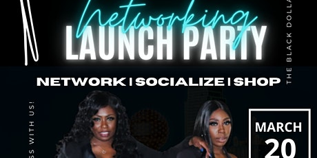 Networking Launch Party tickets