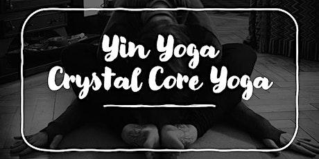 Yin Yoga (livestream on zoom) Tickets