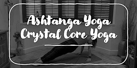 Ashtanga Yoga (livestream on zoom) Tickets